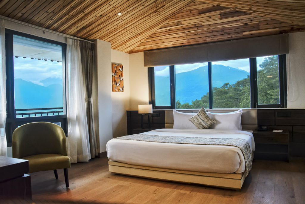 Best Pure Veg Hotel Resort in Pelling
